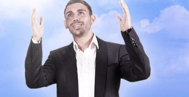 """בנימין ישראל בסינגל חדש: """"המלך הגדול"""""""