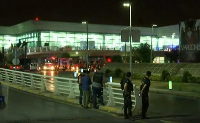 36 הרוגים ופצועים רבים בפיגועים בנמל התעופה באיסטנבול