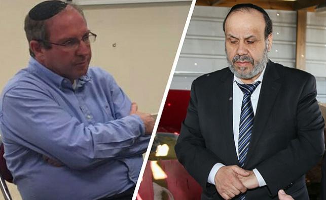 """קרע בין שר הדתות אזולאי למנכ""""ל משרדו"""