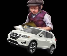 מכונית ניסן - מפרסי המכירה הסינית