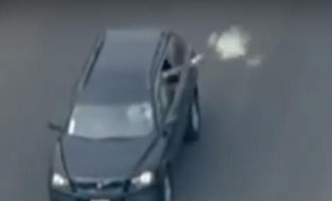 אילוסטרציה - אם זרקה את תינוקה מחלון רכב בעת נסיעה