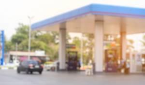 בגלל התאונה: משפחות שבתו בתחנת דלק