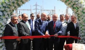 החתימה על ההסכם - הסכם בין חברת החשמל לרשות הפלסטינית