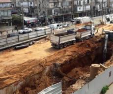 עבודות הרכבת בבני ברק - עבודה בשבת: השר יתחשב במסורת ישראל