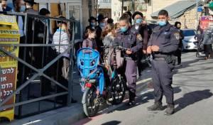 השוטרים והאופניים