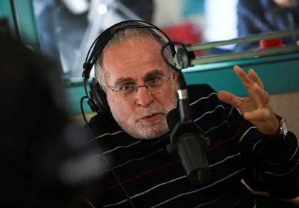חיים הכט בשידור רדיו