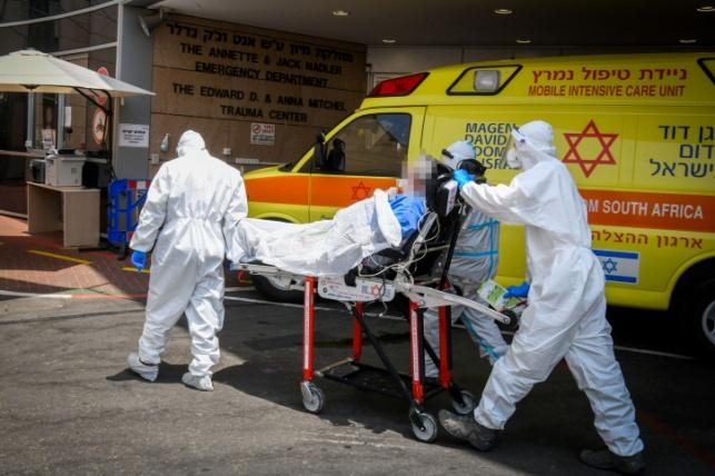 עדכון משרד הבריאות: 1,998 חולים חדשים