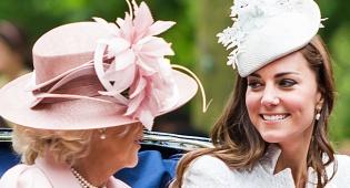 קייט מידלטון ומלכת אנגליה - כשמודל היופי של העם היהודי כבש את מלכת אנגליה
