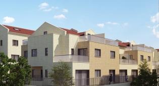 """נדל""""ן ברמת בית שמש. אילוסטרציה - רמת בית שמש א' : מכירת הבניין הרביעי והאחרון"""