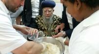 תיעוד: זקן הראשונים לציון באפיית המצות