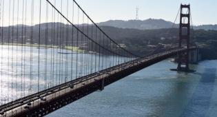 גשר הזהב - טיול קסום דרך עדשת המצלמה לקליפורניה