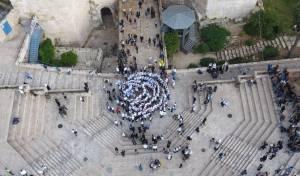 התיעוד המשטרתי: ריקוד הדגלים בירושלים