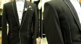 החליפה שעיצב סטיוארט יוז - להרגיש מיליון דולר: החליפה היקרה בעולם