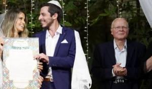 גלעד שליט התחתן
