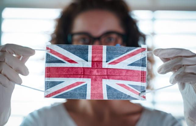 בריטניה: אין צורך בבידוד אחרי מגע עם נשא