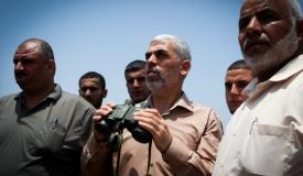 """מנהיג חמאס: """"בעימות - נכתוש את ישראל"""""""