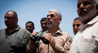 """יחיא סינוואר - מנהיג חמאס: """"בעימות - נכתוש את ישראל"""""""
