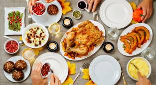 ארוחה משפחתית: