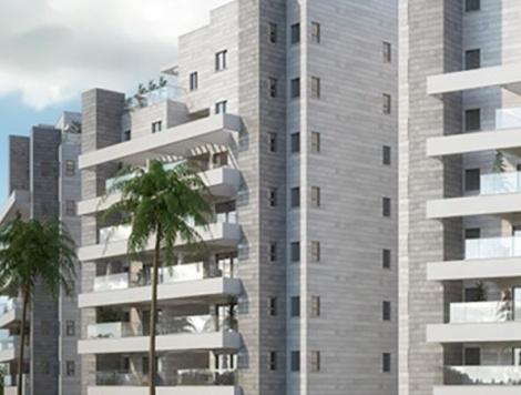 בנייניים יוקרתיים במחיר מציאה. אילוסטרציה - פרויקט מבואות חנניה – דיור פרימיום בהישג ידך