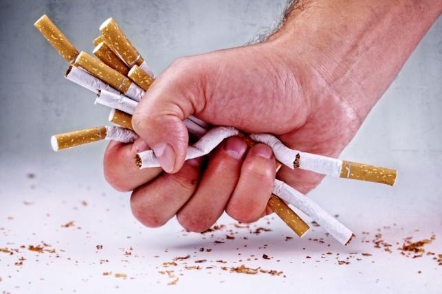 גמילה מעישון. מיד או בהדרגה?