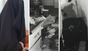 צפו: דירת המסתור של  החשודות בחטיפה