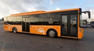 האוטובוס החשמלי