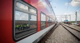 בשל עבודות: שבוע של עומס ברכבת ישראל