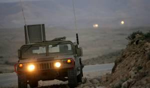 4 חיילים נפצעו קל בהתהפכות ג'יפ