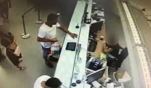השודד במעבר הגבול - שדד בנק באשדוד וניסה להימלט מהארץ