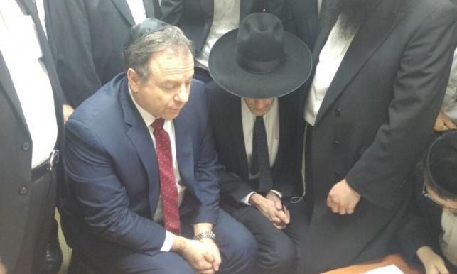 יואב הורביץ בניחום אבלים הערב