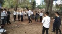 טיול של בני ישיבות שהוביל ישראל שפירא