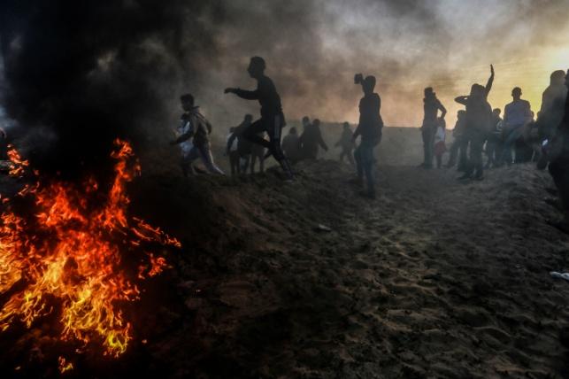 מצב החייל שנפצע - בינוני, מורדם ומונשם
