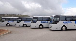 אוטובוסים של חברת סופרבוס