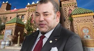 """מלך מרוקו - צו מלכותי: """"התפללו לה' בשביל שיירד גשם"""""""