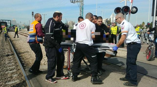 תאונה: שוב תאונה ברכבת: אדם נהרג על המסילות