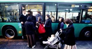 אוטובוס מהדרין - גורם לנשירה