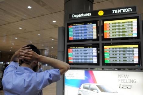 """נתב""""ג - כ-20 מיליון נוסעים עברו בנתב""""ג ב-2017"""