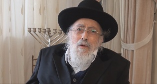 הגאון רבי שמעון אליטוב בוורט לחג הפורים