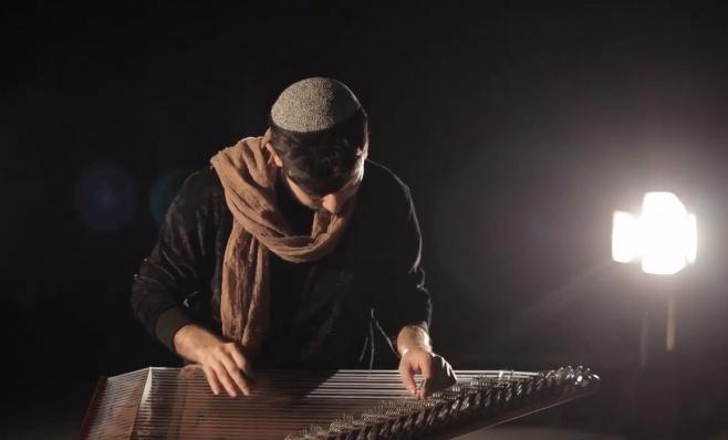 אמיר אלאייב בטעימה קסומה מפרויקט חדש