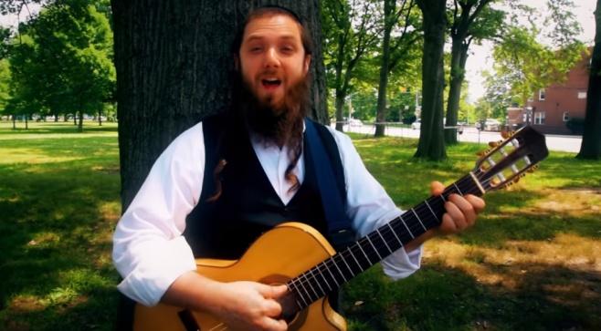 יוסף ניוקם בסינגל קליפ חדש - בני המלך