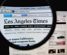 עיתון לוס אנג'לס טיימס