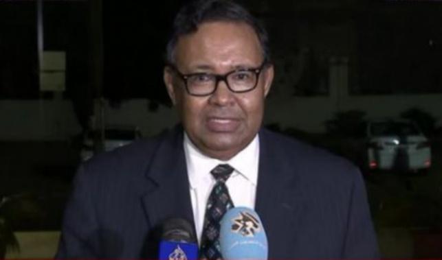 הדובר הסודני, חיידר בדווי