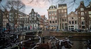טיול לאמסטרדם דרך עדשת המצלמה • צפו