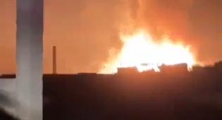 דיווח ראשוני: פיצוץ אדיר בגבול סוריה ולבנון