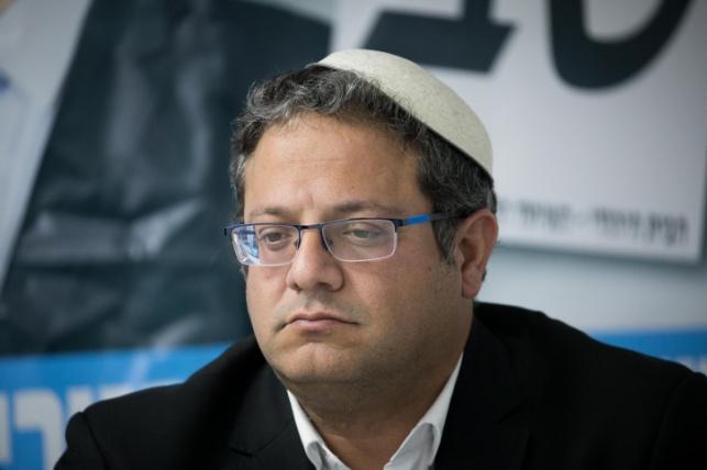 'עוצמה יהודית' לפרץ: תתפטר עבור בן גביר