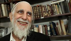 הרב מנחם פרומן (צילום: פלאש 90)