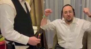ליפא שמלצער הגיע לישראל לאחר שנתיים