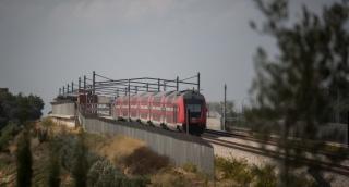 תנועת הרכבת בין נתניה לחיפה תופסק ביום שישי