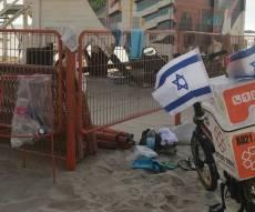 שני מקרי טביעה תוך שעה בחופי תל אביב