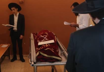 """תיעוד קורע לב: הלווית הילדה אביה דהן ע""""ה"""